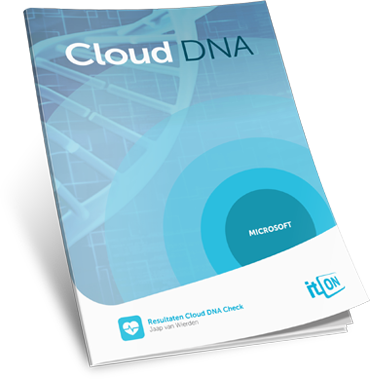 Cloud DNA rapport